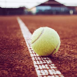 Matos banido do tênis