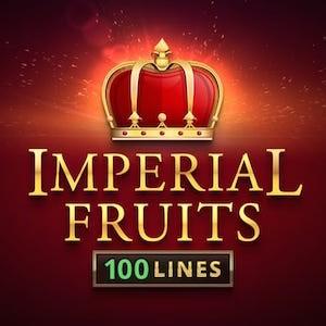 Slot online Imperial Fruits: 100 Linhas