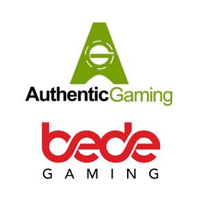 Bede e Authentic Gaming fazem parceria