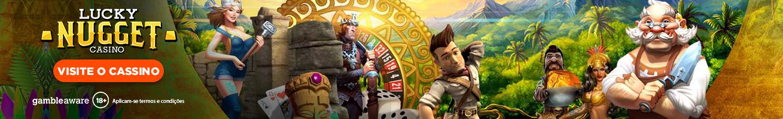 Lucky Nugget Casino Banner