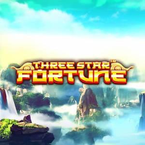 Novo Caça-Níqueis Three Star Fortune